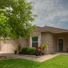 Rental info for Located In Most Desirable Veterans Memorial Hig... in the Corpus Christi area