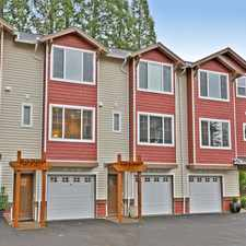 Rental info for Unit 103 300 NW 116th Ave in the Beaverton area