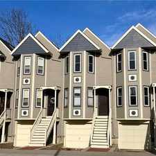 Rental info for This Townhouse Is A Must See! in the Providence area