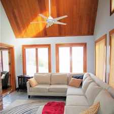 Rental info for Beautiful, Versatile Home With Water Access. Do...