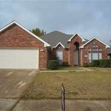 Rental info for A Lovely 4 2 2 In The Very Sought After Hunter ... in the Fort Worth area