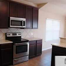 Rental info for 4 Bedrooms - Spacious 4-2-2 House With Huge Gam... in the Little Elm area
