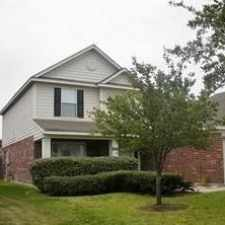Rental info for Lovely Two Story Home In The Front Of Kingwood. in the Houston area