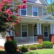 Rental info for Spacious 4 Bedroom, 2.50 Bath. Parking Available! in the Hampton area