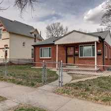 Rental info for 1925 W. 39th Ave in the Sunnyside area