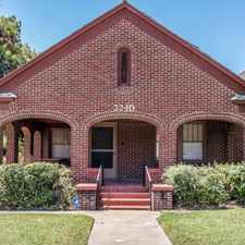 Rental info for TCU Housing - walk to campus in the Fort Worth area