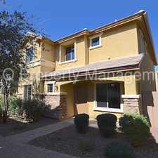 Rental info for Immaculate 3 Bedroom Gilbert Home for Rent! in the Gilbert area