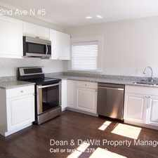 Rental info for 800 32nd Ave N #5 in the St. Petersburg area