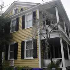 Rental info for 168 Ashley Ave in the Charleston area