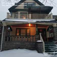 Rental info for 577 Linwood in the Delaware - West Ferry area