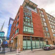 Rental info for 2100 16th Street #301 in the Denver area