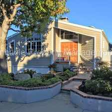 Rental info for Beautiful Manhattan Beach Tree Section Home For Rent in the Los Angeles area