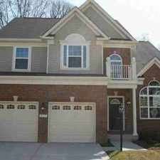 Rental info for 617 Highland Farms Cir Gambrills Four BR, newer built home. in the 21114 area