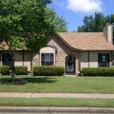 Rental info for Check Out This Stunning Three BR, Two BA Home. in the Memphis area