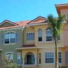 Rental info for Enjoy Resort Style Living In This Beautiful, Lu... in the Palm Beach Gardens area
