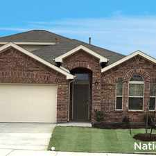 Rental info for Saguaro Drive in the Fort Worth area