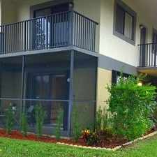 Rental info for Apartment In Quiet Area, Spacious With Big Kitc... in the Deerfield Beach area