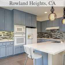 Rental info for Breathtaking Panoramic Of City Lights. Pet OK! in the Rowland Heights area
