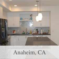 Rental info for Condo In Great Location in the Anaheim area