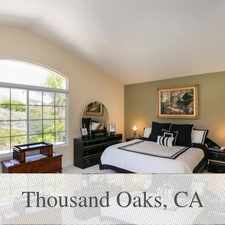 Rental info for Amazing 4 Bedroom, 3 Bath For Rent. Will Consider! in the Thousand Oaks area