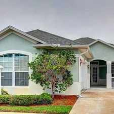 Rental info for 2 Bedrooms House - 55 Indepent Brennity In VERO...