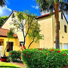 Rental info for Completely Renovated And Ready For The Pickiest... in the Boynton Beach area
