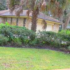 Rental info for Jacksonville Luxurious 5 + 4. Washer/Dryer Hook... in the Fairways Forest area