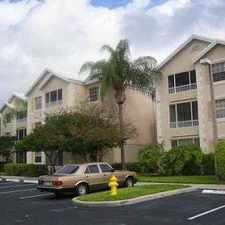 Rental info for 2 Bedrooms - GREAT Condominium UNIT 202 LOCATED... in the Oakland Park area