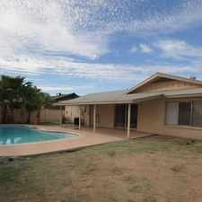Rental info for Pet Friendly 4+2 Apartment In Tempe in the Tempe area
