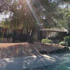 Rental info for Spacious Home In Great Tempe Location in the Phoenix area