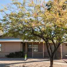 Rental info for Imagine Yourself In This Spacious, Stylish Home! in the Phoenix area