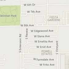 Rental info for 1,024 Sq. Ft. - Convenient Location. in the Mesa area
