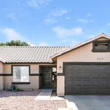 Rental info for House For Rent In Phoenix. Parking Available! in the Phoenix area