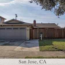 Rental info for The Best Of The Best In The City Of San Jose! S... in the Overfelt area