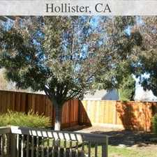 Rental info for Great Neighborhood, Great Location! in the Hollister area