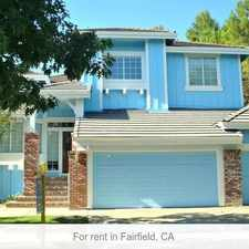 Rental info for Rolling Hills- Full Bed Bath Downstairs. in the Fairfield area