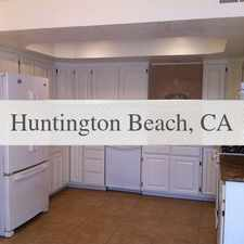 Rental info for Bright Spacious Town Home Near Downtown in the Huntington Beach area