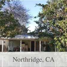 """Rental info for Sherwood Forest Area"""" 3bed, 2bath. in the Los Angeles area"""