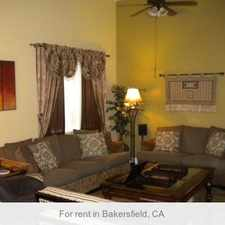 Rental info for The Best Of The Best In The City Of Bakersfield... in the Bakersfield area