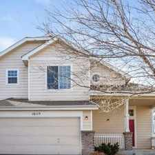 Rental info for You'll Love Living In This Stylish Home! in the Parker area