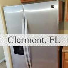 Rental info for House For Rent In CLERMONT. in the Clermont area