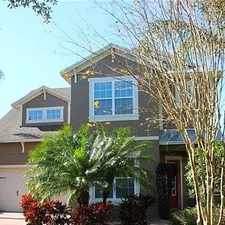 Rental info for Exceptional Executive Home Near Disney! in the Orlando area