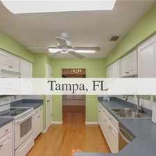 Rental info for Spectacular 3 Bedroom 2 Bath Northdale Home. in the Tampa area
