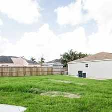Rental info for Find Yourself In This Beautiful Home! in the South Miami Heights area