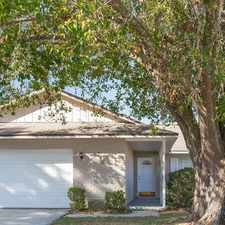 Rental info for This House Is A Must See! in the Alafaya area