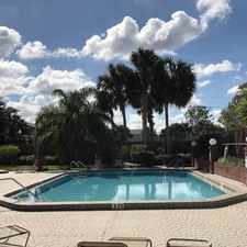 Rental info for This Townhouse Has Tile Throughout. in the Orlando area