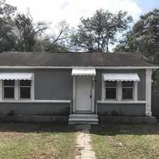 Rental info for Two Bedroom One Bath - NICE TWO BEDROOM PLUS EX... in the Tampa area