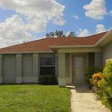 Rental info for Don't Miss Out On This Beautiful SW Cape Home O... in the Cape Coral area