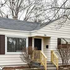 Rental info for Newly Renovated 2 Bedroom, 1 Bath Home. in the Joliet area