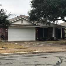 Rental info for 2555 Vernell Way in the Round Rock area
